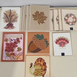 13 Papyrus Thanksgiving Cards